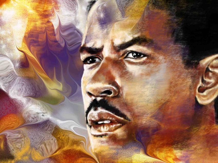 Denzel Washington by franca64120